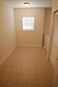 Windy Hill condo rental - LARGE LAUNDRY ROOM