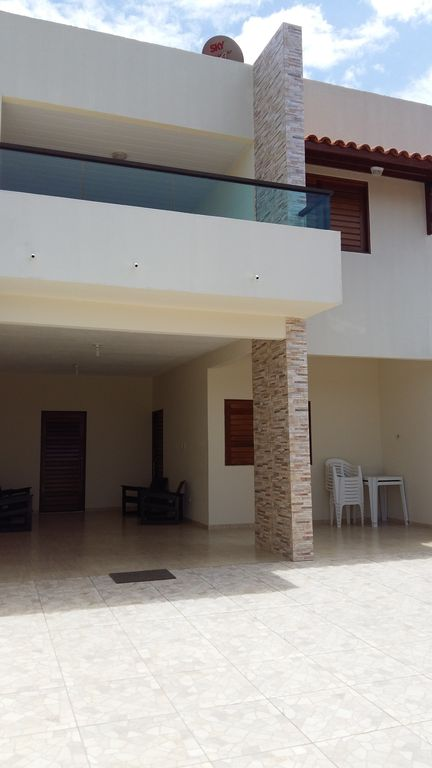 beautiful and spacious home in the paradise of Sao Miguel dos Milagres