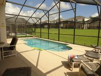 10 Miles To Disney-2nd Home On Same Street #977148!! Private Pool!