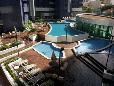 * * 7 SENSATIONAL POOL / 30 METERS FROM THE BEACH / WI FI PROTECTION NETWORK