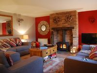 Luxury S C barn conversion cottage in South Devon near beaches and moors