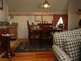 Winchester house photo - Amish dining table