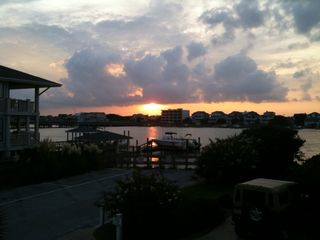 Wrightsville Beach condo photo - Amazing sunsets!!