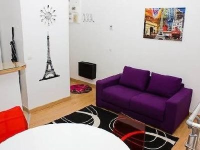 Apartment, 40 square meters,  recommended by travellers !
