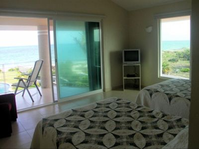 Cancun 5 Bedroom  Beachfront Estate with Large Private Pool