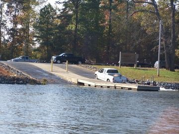 Wildlife Maintained Boat Ramps
