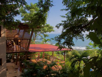 Breathtaking Views of the Ocean and Jungle