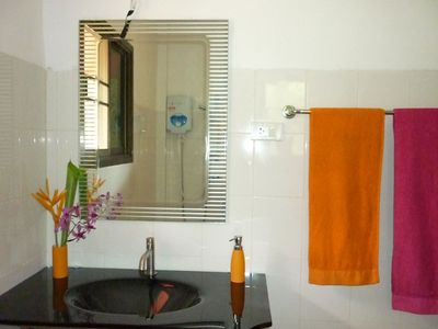 Ko Phangan house rental - Baan Din