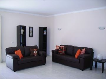 Marina de Lagos apartment rental - Lounge leading to terrace