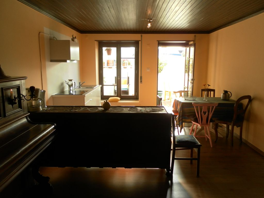 Accommodation near the beach, 60 square meters,