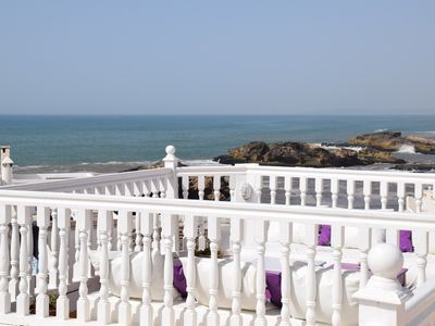 Bed & Breakfast in a riad with a magnificent sea view