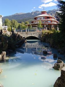 The Village in Whistler, British Columbia
