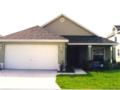 3 BR Florida Vacation Home/Screened in Pool