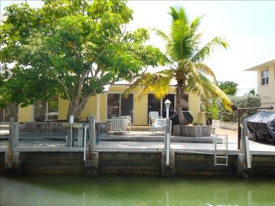 Great boat access for fishing, diving, snorkeling, and all your boating needs.
