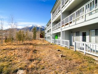 Silverthorne condo photo - Backs to National Forest