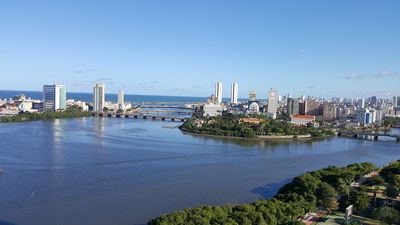 Two Bedroom Apartment - Best  View of Recife