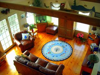 Tom Nevers house photo - Huge great room perfect for entertaining