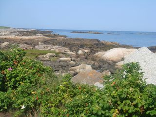 Biddeford cottage photo - Nearby views of classic Maine coastline...