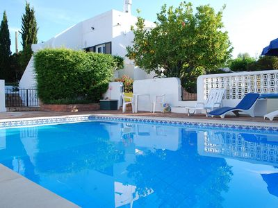 Charming Villa In Secluded Terraced Gardens With Private Heated Pool