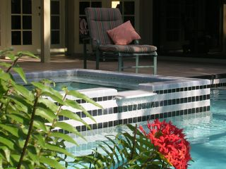 Bradenton house photo - Delightful Waterfall Spa