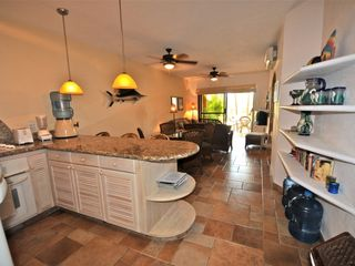 Isla Mujeres condo photo - Kitchen and dining