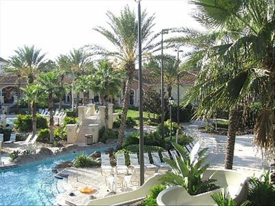 Lazy River at Regal Palms