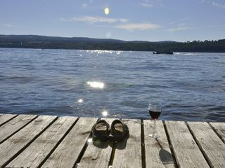 End of Dock/ - Canandaigua cottage vacation rental photo