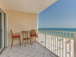 Gulf Shores condo photo - Balcony views
