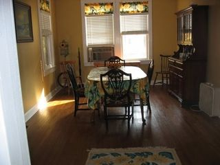 Betterton house photo - Sunny dining room
