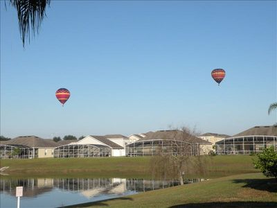 Hot Air Baloon rides available nearby