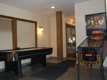 Game Rooms for all ages!