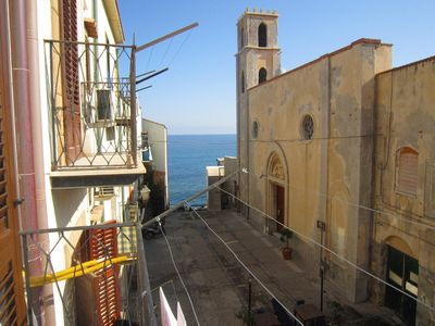 Cosy Apartment In The Historic Centre, With Sea View Balcony