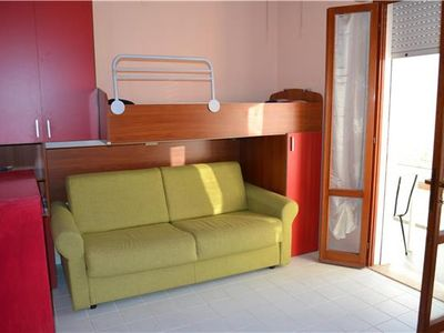 Apartment for 3 persons close to the beach in Rosolina
