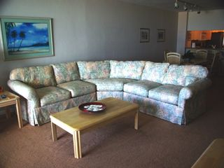 Somerset condo photo - Spacious, comfortable furnishings!
