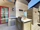 Outdoor Kitchen - Your TurnKey rental combines the amenities of a boutique hotel with the comforts and privacy of your own home.