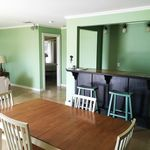 Clean and comfortable vacation home located less than 4 miles from the beach