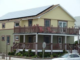 Long Beach apartment photo - Corner Property W/Solar Roof Panels