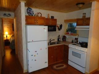 Bryson City cabin photo - Full Kitchen