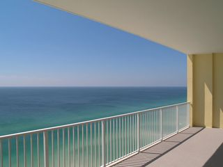 Ocean Reef condo photo - Imagine seeing this every day. Huge balcony provides another living area.