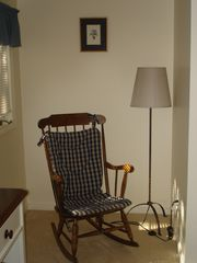 West Tisbury house photo - Reading Nook