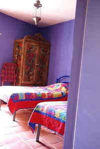 San Miguel de Allende house rental - .Guest Bedroom