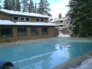 Breckenridge Peak 9 condo photo - Year round heated pool with locker rooms indoors