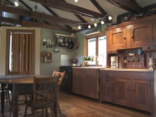 Claryville cabin photo - Kitchen