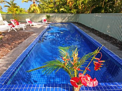Kea'au house rental - Your own beautiful private pool