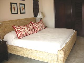 Playa del Carmen condo photo - Master bedroom suite.