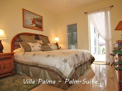 Villa Palma Florida Cape Coral - Palm-Suite, Kingsize