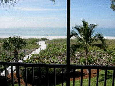The Gulf and Beach from YOUR Lanai