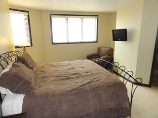 Steamboat Springs condo photo - Master Bedroom with King Bed