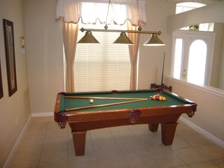 Highlands Reserve house photo - Game Room with Pool Table