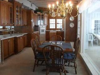 New Buffalo house photo - Kitchen & Dining Room